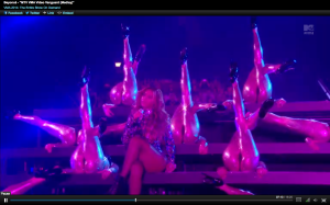Bottoms up, vulvas out 2014 MTV VMAs