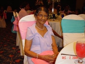 My paternal grandma