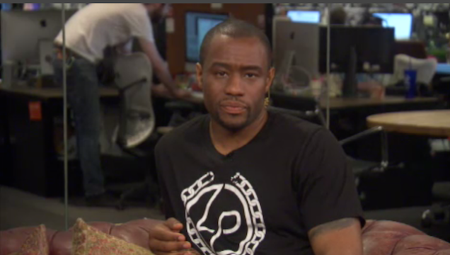 Mark Lamont Hill on Jezebel